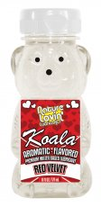 (D) NATURE LOVIN KOALA RED VEL CAKE