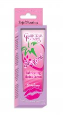 SNUGGELS SHRINK CREAM STRAWBERRY 2 oz