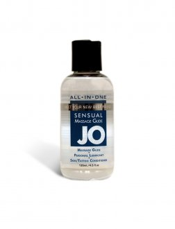 JO ALL IN ONE MASSAGE GLIDE UNSCENTED 4 OZ