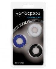 Renegade Stamina Rings - Asst. Colors
