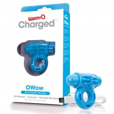SCREAMING O CHARGED O WOW VOOOM MINI VIBE BLUE