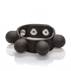 WEIGHTED BALL STRETCHER BLACK