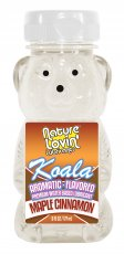 (D) KOALA FLAVORED LUBE MAPLE CINNAMON 6 OZ