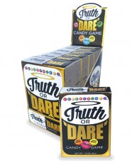 Truth or Dare Candy Game - Display of 6