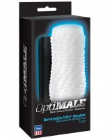 OptiMale 2 Way Strokers Link- Clear
