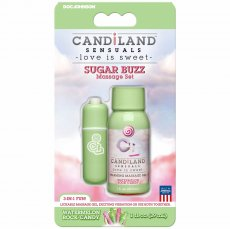 CANDILAND SUGAR BUZZ MASSA SET WATERMELON ROCK CANDY