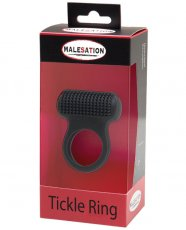 Malesation Tickle Me Nubbed Cock Ring