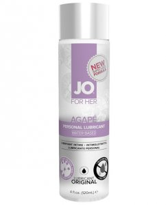 JO AGAPE FOR WOMEN LUBRICANT 4OZ