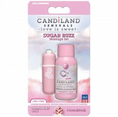 CANDILAND SUGAR BUZZ MASS SET PEPPERMINT STIX
