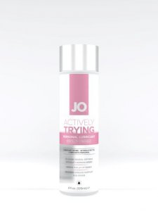 JO 4 OZ ACTIVELY TRYING LUBE