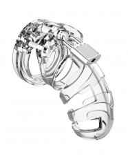 MANCAGE CHASTITY 3.5IN TRANSPARENT MODEL 02