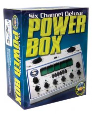 Powerbox Six Channel Deluxe Electrosex Power Box