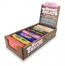 (WD) SWEET TREATS 16PC DISPLAY