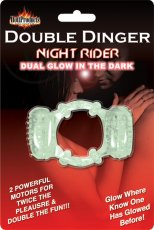 DOUBLE DINGER NIGHT RIDER GLO IN THE DARK