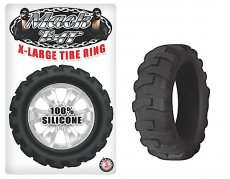 MACK TUFF X-LARGE TIRE RING BLACK