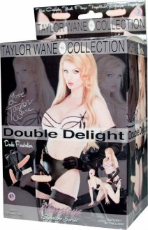 TAYLOR WANE DOUBLE DELIGHT