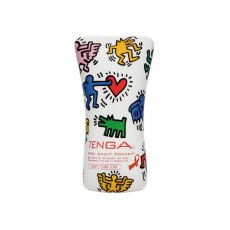 KEITH HARING SOFT TUBE CUP (NET)