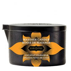 MASSAGE CANDLE COCONUT PINEAPPLE