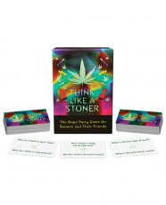 Think Like a Stoner - The Dope Party Game for Stoners & Their Friends