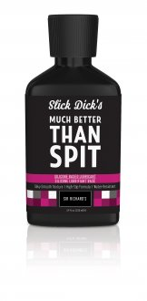 SIR RICHARD\'S SLICK DICK\'S BETTER THAN SPIT SILICONE LUBE 3.4 OZ