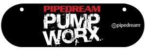 PIPEDREAM PUMP WORX SIGN BLACK 6INx18IN