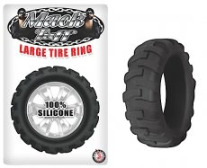 MACK TUFF LARGE TIRE RING BLACK