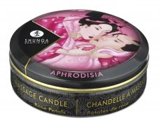 MASSAGE CANDLE ROSE PETALS 1OZ