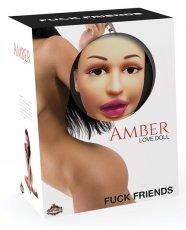 Fuck Friends Love Doll 2 Orifice - Amber