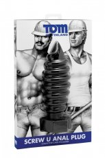 TOM OF FINLAND SCREW YOU ANAL PLUG