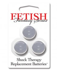 Fetish Fantasy Series Shock Therapy Replacement Batteries - Blue