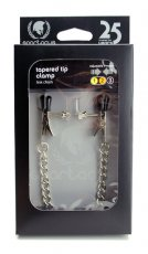 TAPERED TIP CLAMP W/ LINK CHAIN - ADJ.
