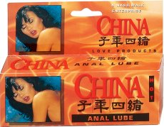 CHINA ANAL LUBE-HOT