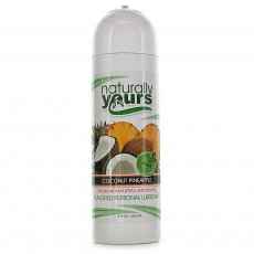NATURALLY YOURS COCONUT PINEAPPLE 8 OZ