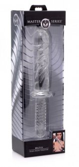 MASTER SERIES GLASS DILDO THRUSTER