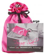 Sugar Sak Anti-Bacterial Toy Bag X Large - Pink