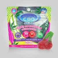 CBD 120MG CHERRY GUMMIES 4PC (NET)