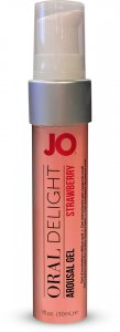 JO ORAL DELIGHT STRAWBERRY SENSATION 1 OZ