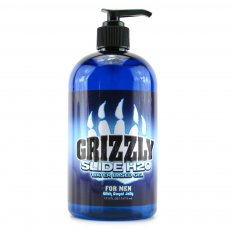 GRIZZLY H2O SLIDE SUPERIOR PREMIUM LUBRICANT 17.5 OZ