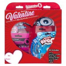 SCREAMING O VALENTINE BOX 2018