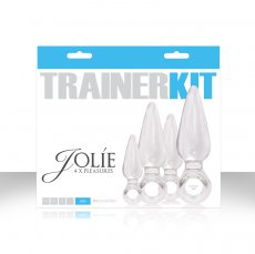 JOLIE 4PC TRAINER KIT CLEAR