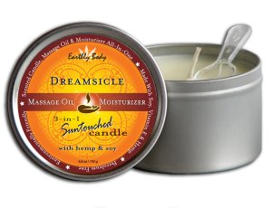 SUNTOUCHED CANDLES DREAMSICLE 6 OZ