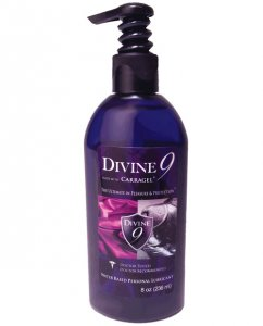Divine 9 Lubricant - 8 oz Bottle