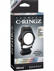 FANTASY C-RINGZ ROCK HARD VIBRATING RING