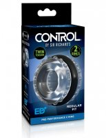 SIR RICHARD'S CONTROL PRO PERFORMANCE C-RING BLACK