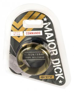 "Major Dick Commando 1.5"" Wide Donut - Camo"