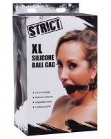 STRICT Silicone Gag Ball XL