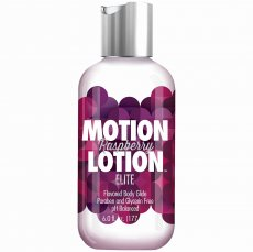 (D) MOTION LOTION ELITE RASPBE 6 OZ (BU)