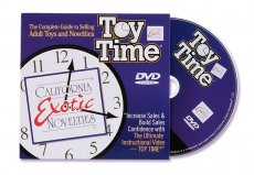 TOY TIME 1 INSTRUCTIONAL DVD