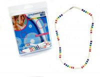 RAINBOW SHELL NECKLACE