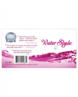WaterSlyde Aquatic Stimulator - Pink